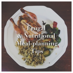 Frugal&Nutritional